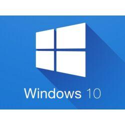 Microsoft Windows 10 Home 32/64-bit MLG 1 Felhasználó RM operációs rendszer szoftver