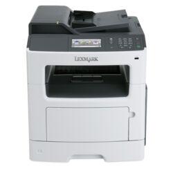 Lexmark MX410de Fekete-fehér multifunkciós készülék