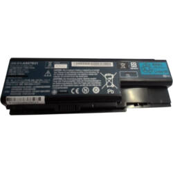 ACER ASPIRE Gyári új - Eredeti Akkumulátor AS07B31 / Battery 4400mAh 6 cella, 10,8V , Li-ion ,