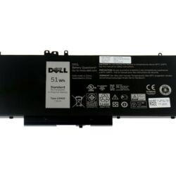 Dell Latitude E5450 / E5550 Gyári új - Eredeti Akkumulátor G5M10 / battery 4 cellás 51Wh