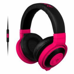 Razer Kraken Mobile Neon gaming fejhallgató piros ( RZ04- 01400300-R3M1 )