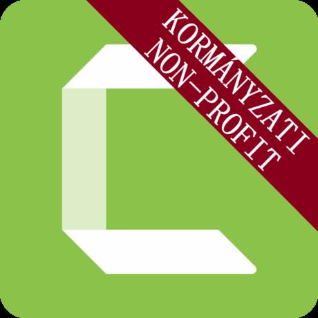 Camtasia-21 Ajánlatkérés - Kormányzati/Non-profit szervezet