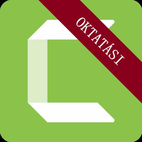 Camtasia-21 - Oktatási (1-4 licenc)